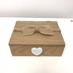 Cutiuta amintiri personalizata Natural Box - nature