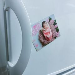 magnet personalizat frigider