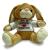 Mascota iepuras plus cu tricou personalizat