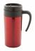 Cana termoizolanta personalizata rosie 350 ml